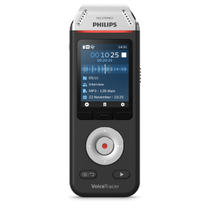 Philips VoiceTracer Audio recorder, DVT2110