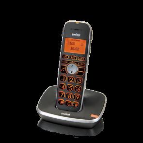 Téléphonique DECT Switel D100 Vita Comfort, Single