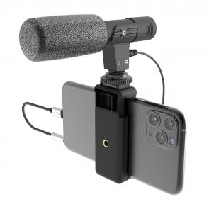DigiPower Universal Shotgun Microphone Kit