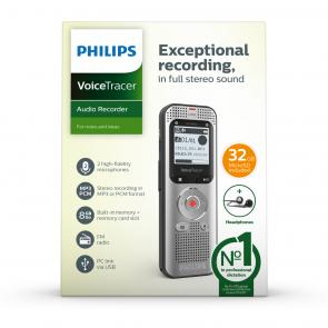 Philips Enregistreur audio DVT20525