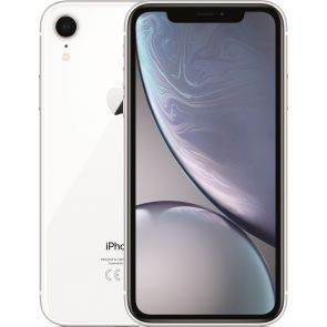 Apple iPhone Xr 64GB White Smartphone