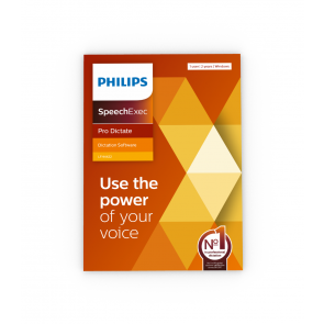 Philips SpeechExec Logiciel de dictée 11 LFH4422
