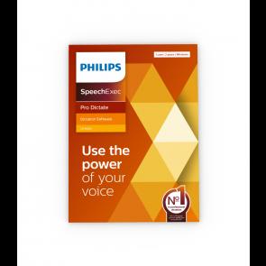 Philips SpeechExec Logiciel de dictée 11 LFH4522