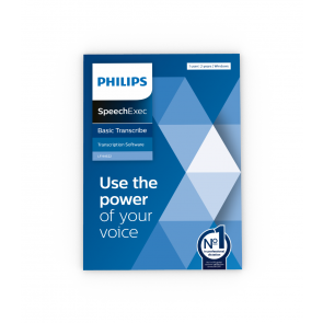 Philips SpeechExec Logiciel de transcription 11 LFH4622
