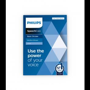 Philips SpeechExec Logiciel de dictée 11 LFH4722