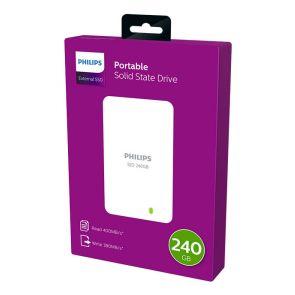 Philips External SSD 240GB