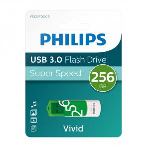Philips USB flash drive Vivid Edition 256Go, USB3.0